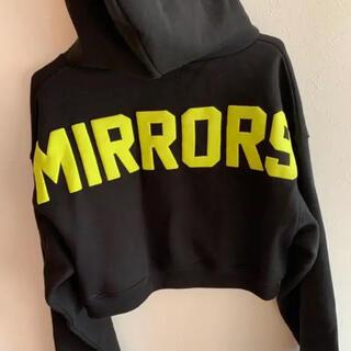 Rady - mirror9 パーカー