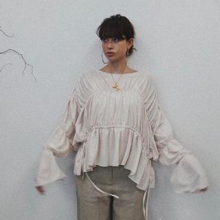 Ameri VINTAGE - etre tokyo シャーリングボリュームプルオーバー 美品