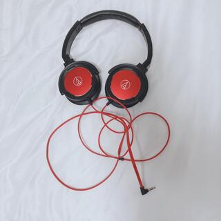 オーディオテクニカ(audio-technica)のオーディオテクニカ ヘッドフォン ATH-WS55 BRD(ヘッドフォン/イヤフォン)
