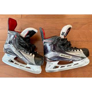 BAUER VAPOR 1X スケート靴 シニア ホッケー サイズ8(ウインタースポーツ)