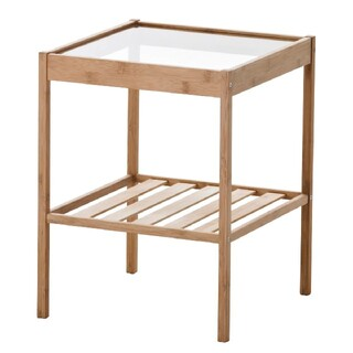 イケア(IKEA)の【激安】大人気商品IKEA(イケア  )ベッドサイドテーブル NESNA ネスナ(コーヒーテーブル/サイドテーブル)