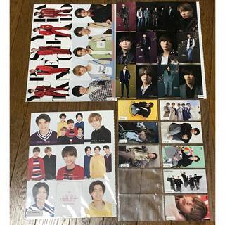 King & Prince 厚紙カード データカード(アート/エンタメ/ホビー)