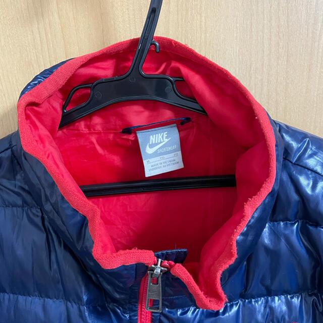 【送料込】NIKE ダウンジャケット XLサイズ メンズのジャケット/アウター(ダウンジャケット)の商品写真