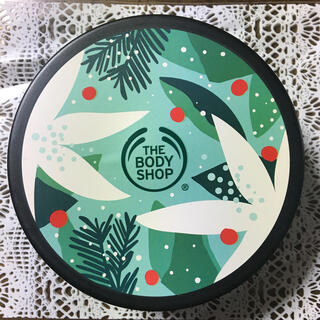 THE BODY SHOP - ボディバター ウィンタージャスミン