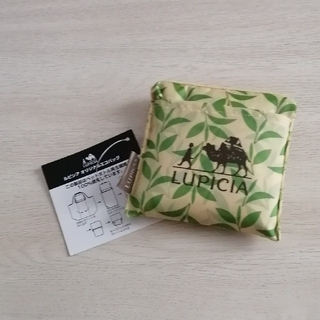ルピシア(LUPICIA)のルピシア エコバッグ 非売品(エコバッグ)