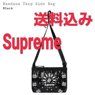 Supreme - Supreme☆Bandana Tarp Side Bagシュプリームバンダナ