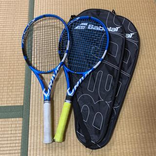 Babolat - テニスラケット バボラ ピュアドライブチーム 2018 グリップ2