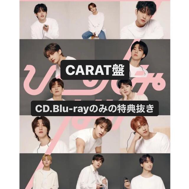 SEVENTEEN(セブンティーン)のseventeen ひとりじゃない carat盤 エンタメ/ホビーのCD(K-POP/アジア)の商品写真