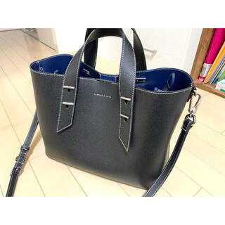 Charles and Keith - 【Charles&Keith】トートバッグ