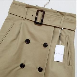 And Couture - アンドクチュール トレンチスカート 未使用