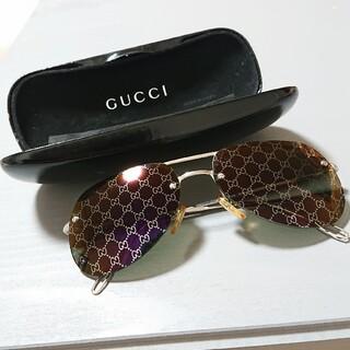 Gucci - GUCCI❇️GG柄 ティアドロップ サングラス      グッチシマ 男女兼用