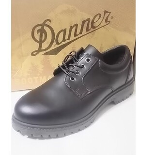 Danner - 通称ブラックチェリーン!ダナーDanner新品プレーントゥローファー