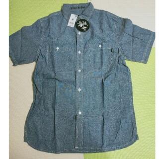 STUSSY - 新品 未使用 STUSSY 半袖シャツ Mサイズ