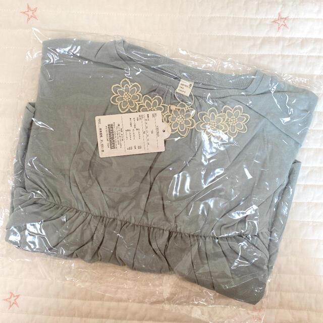 F.O.KIDS(エフオーキッズ)のアプレレクール チュニック 130 キッズ/ベビー/マタニティのキッズ服女の子用(90cm~)(Tシャツ/カットソー)の商品写真
