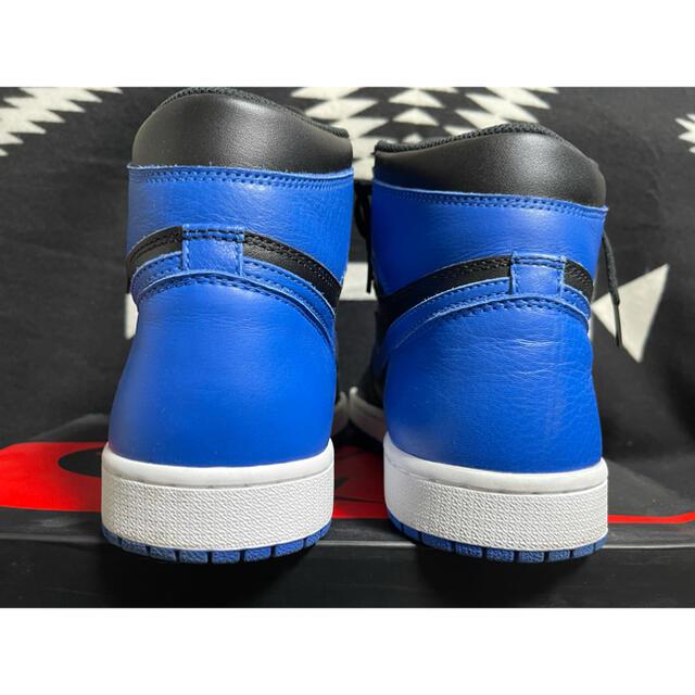 NIKE(ナイキ)のAIR JORDAN 1 RETRO HIGH OG ROYAL ロイヤル メンズの靴/シューズ(スニーカー)の商品写真
