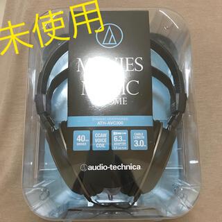 オーディオテクニカ(audio-technica)のオーディオテクニカ ヘッドホン ヘッドフォン(ヘッドフォン/イヤフォン)