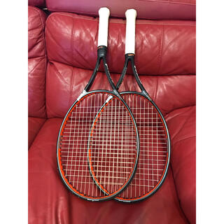 プリンス(Prince)のテニスラケット 2本(ラケット)