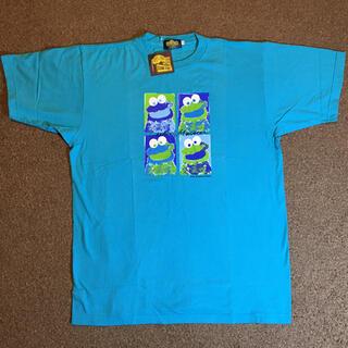 セサミストリート(SESAME STREET)のSESAME STREET Tシャツ Lサイズ  新品未使用(Tシャツ(半袖/袖なし))