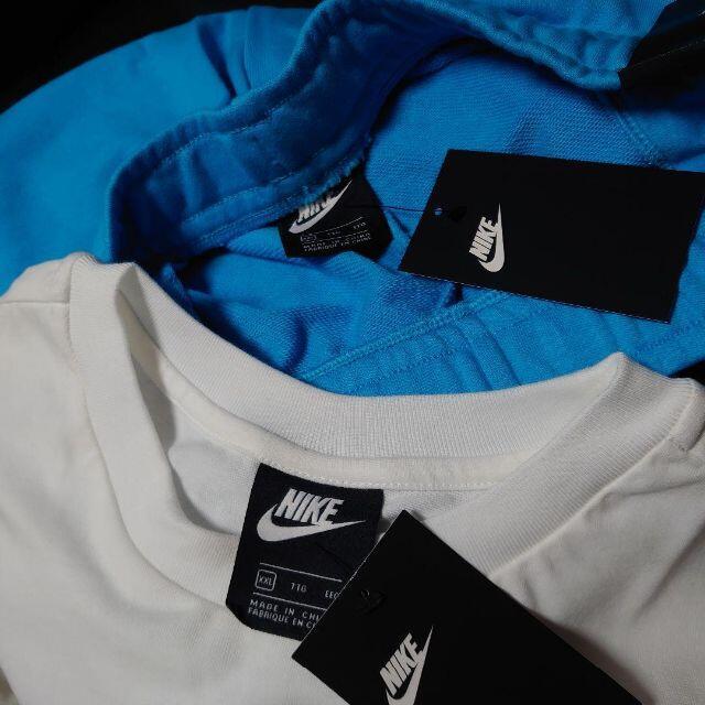 NIKE(ナイキ)の新品 NIKE ナイキ Tシャツ スウェットパンツ 上下セット XXL 1.2万 レディースのパンツ(その他)の商品写真