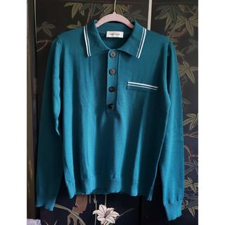 JOHN LAWRENCE SULLIVAN - ERNEST W BAKER アーネスト オープンカラーシャツ 開襟シャツ