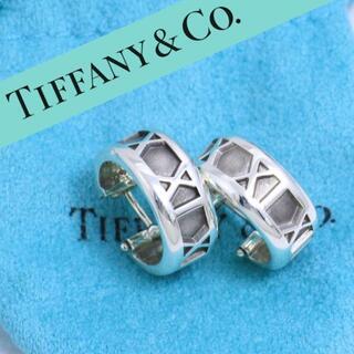 Tiffany & Co. - ティファニー アトラスフープピアス