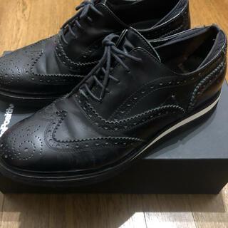 uniform experiment - ユニフォームエクスペリメント レザーシューズ 革靴 スニーカー