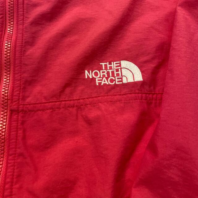 THE NORTH FACE(ザノースフェイス)のNorth Face 薄手ジャンパー150ピンクColeman上着 キッズ/ベビー/マタニティのキッズ服女の子用(90cm~)(ジャケット/上着)の商品写真