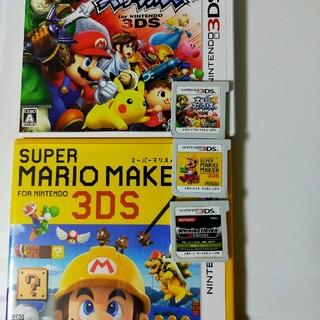 ニンテンドー3DS - 3DSソフト セット