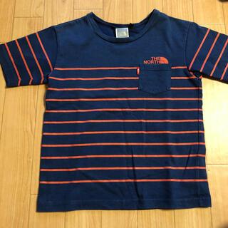 THE NORTH FACE - ノースフェイス Tシャツ 120cm
