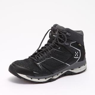 ホグロフス(Haglofs)の定価26400円・ホグロフス・靴・スニーカー・GORE-TEX・26.4(登山用品)