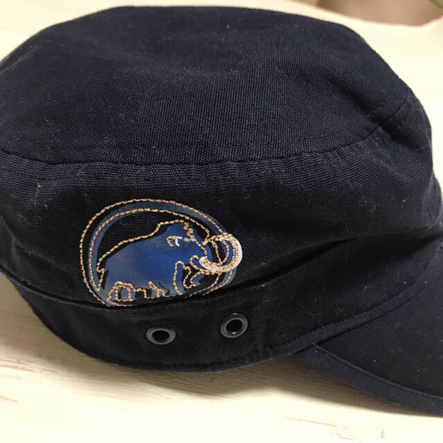 Mammut(マムート)のマムート キャップ 美品 レディースの帽子(キャップ)の商品写真