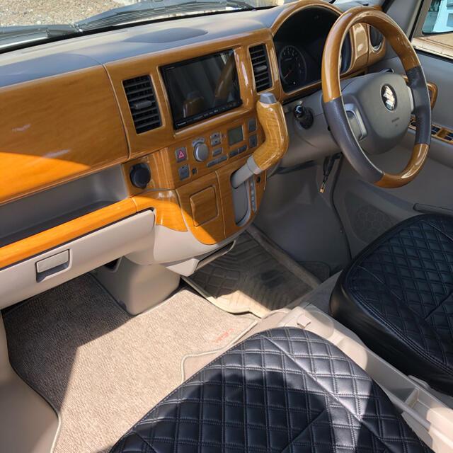 スズキ(スズキ)のエブリィワゴンH24年式PZスペシャルターボ4WD 自動車/バイクの自動車(車体)の商品写真