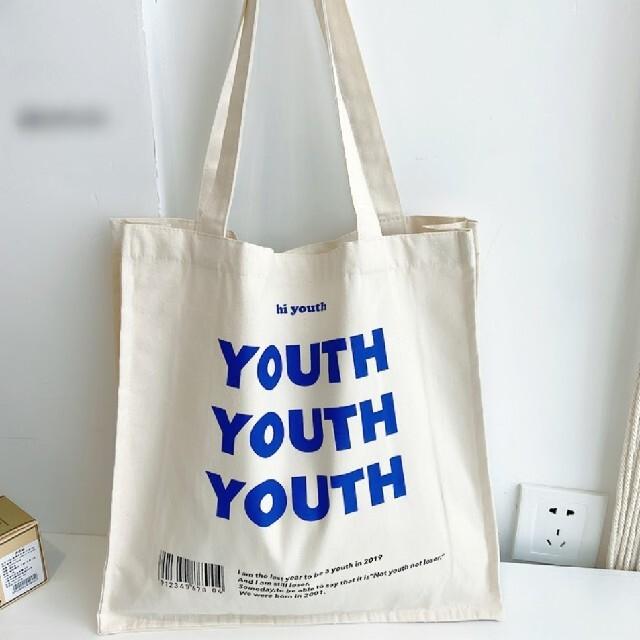 トートバッグ 肩掛け 通勤 通学 海外 韓国 オルチャン レディースのバッグ(ショルダーバッグ)の商品写真