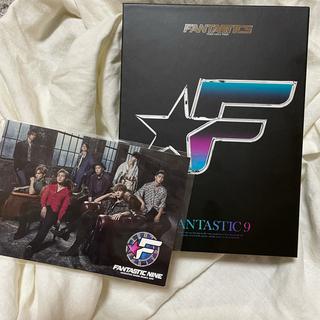 FANTASTICS9 DVD