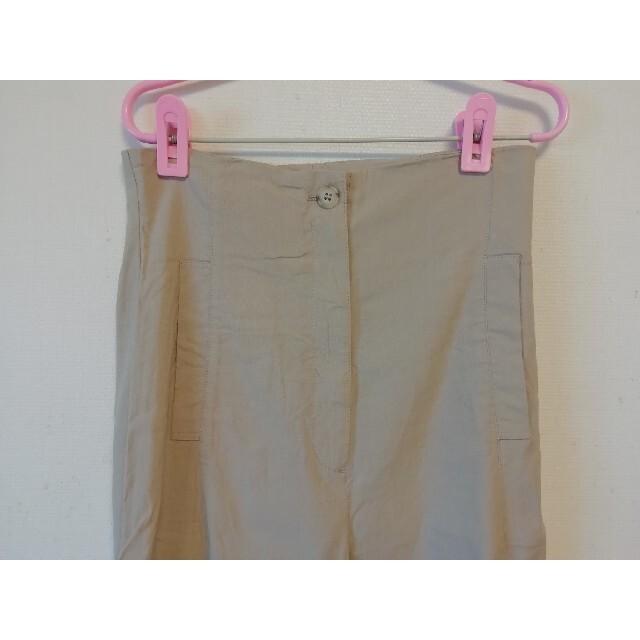 IENA SLOBE(イエナスローブ)のリネン60% スローブイエナ リネンパンツ レディースのパンツ(カジュアルパンツ)の商品写真