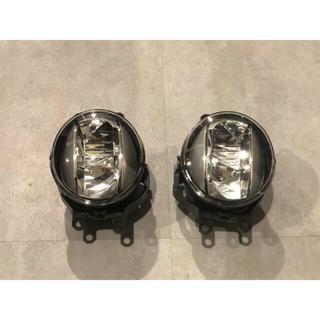 トヨタ(トヨタ)の《新品未使用》純正LEDフォグランプ 30系 アルファード ヴェルファイア(車種別パーツ)