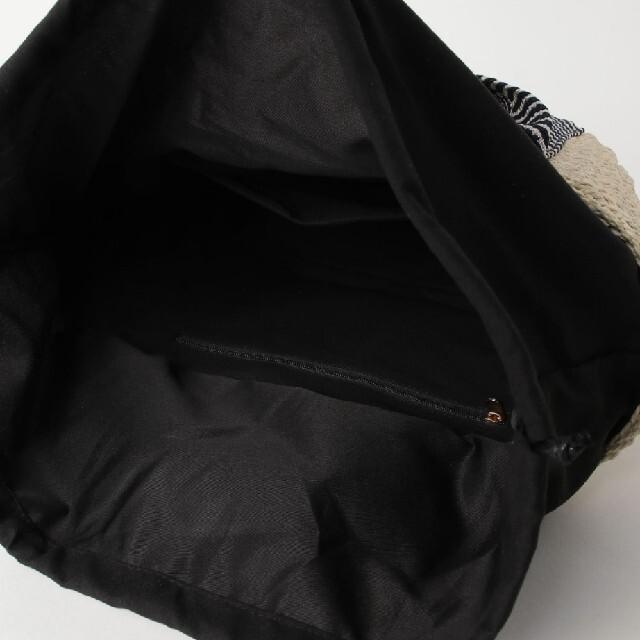 Mila Owen(ミラオーウェン)の❁春にぴったり❁【新品未使用】ワイドテープペーパーかごバッグ レディースのバッグ(かごバッグ/ストローバッグ)の商品写真