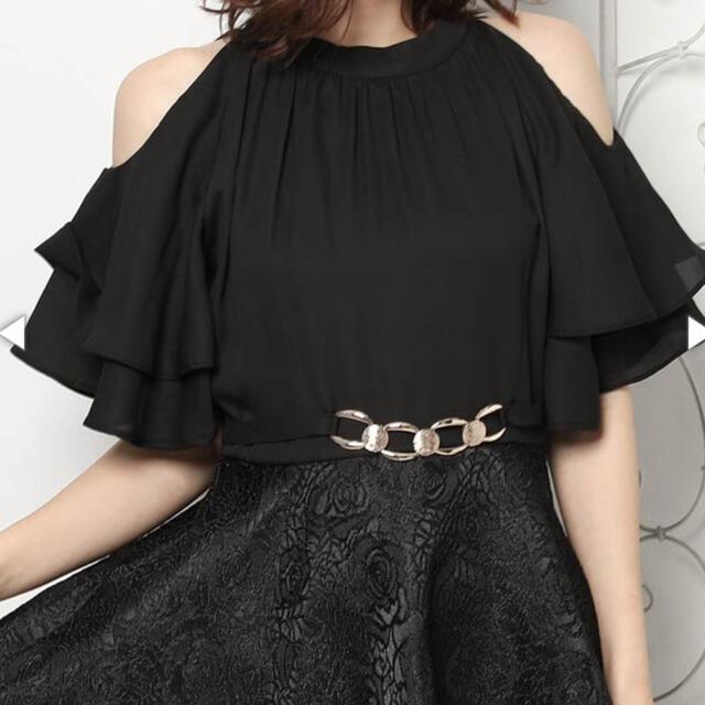 dazzy store(デイジーストア)のキャバ嬢 キャバドレス レディースのフォーマル/ドレス(ミニドレス)の商品写真