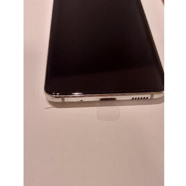 Galaxy(ギャラクシー)のGalaxy S20 5G クラウドホワイト 128 GB docomo スマホ/家電/カメラのスマートフォン/携帯電話(スマートフォン本体)の商品写真