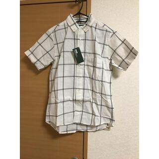 ベースコントロール(BASE CONTROL)の【新品未使用品】BASE CONTROL S/S shirt size S(シャツ)