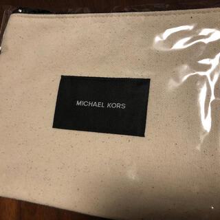 Michael Kors -  MICHAEL KORS ノベルティポーチ
