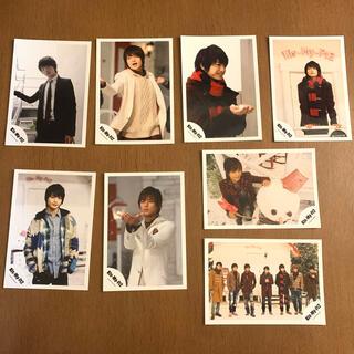 Kis-My-Ft2 - 玉森裕太 藤ヶ谷太輔 公式生写真 Snow Domeの約束 8枚