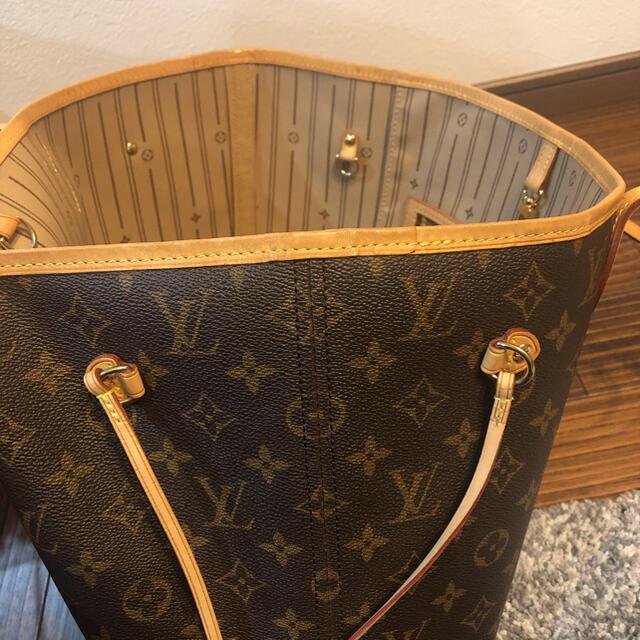LOUIS VUITTON(ルイヴィトン)のルイヴィトン モノグラム NEVERFULL MM レディースのバッグ(トートバッグ)の商品写真