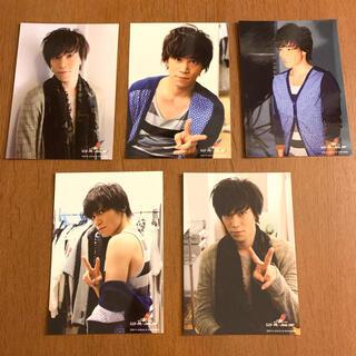 キスマイフットツー(Kis-My-Ft2)の千賀健永 公式ツアー生写真 Kis-My-Journey 2014(アイドルグッズ)