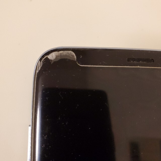 Galaxy(ギャラクシー)のGalaxy S8 au simロック解除済み スマホ/家電/カメラのスマートフォン/携帯電話(スマートフォン本体)の商品写真