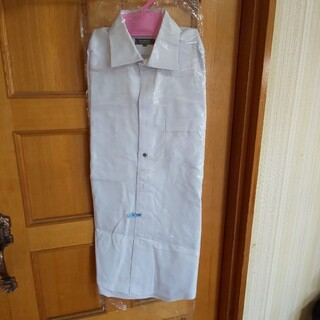 BURBERRY BLACK LABEL - BURBERRY BLACK LABEL 長袖シャツ 40 日本製 美品