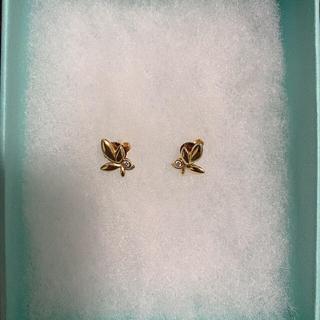 Tiffany & Co. - ティファニー オリーブリーフピアス