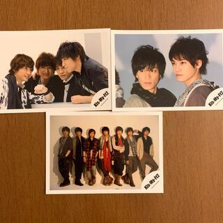 キスマイフットツー(Kis-My-Ft2)の【弟組 / ニカ千 /集合】キスマイ公式生写真 2014(アイドルグッズ)