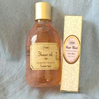 サボン(SABON)のSABON サボン ヘアケア ヘアミスト 香水 保湿 ボディソープ(ヘアウォーター/ヘアミスト)