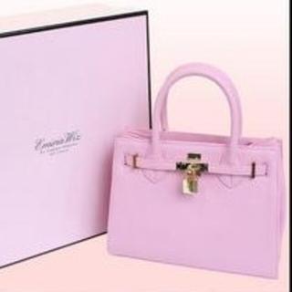 EmiriaWiz - EmiriaWiz❤️ハンドバッグ(ピンク)✨完売レア商品✨最終値下げ✨